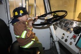 Ezra the fireman.